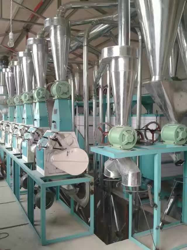 6FTDP-26 medium flour processing equipment